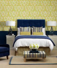 Yellow and navy bedroom the blue bedding info home and furniture decoration design idea