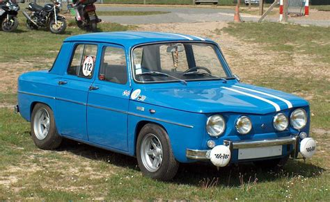 renault gordini r8 renault r8 gordini photos reviews news specs buy car