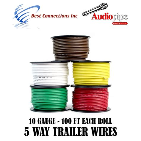 trailer lights wiring diagram diagram