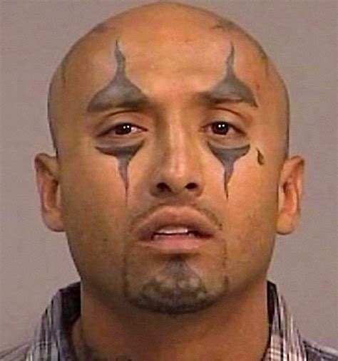 gang face tattoos tattoos symbols prison designs