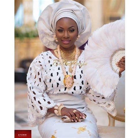 Latest And Most Beautiful Yoruba Traditional Wedding Outfits | beautiful nigeria wedding dresses http www dezangozone