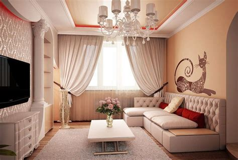How To Create Beautiful Interiors For Small Houses In The Images Of Home Interior Decoration