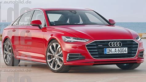 Wann Kommt Neuer Audi A6 Avant by Wann Kommt Neuer Audi A6 Auto Bild Idee
