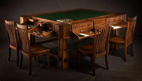 sultan gaming table is new way to enjoy tabletop