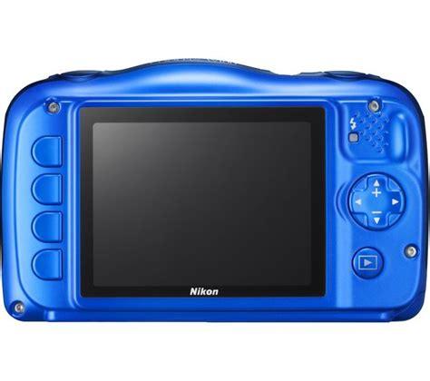 nikon tough nikon coolpix w100 tough compact blue deals pc