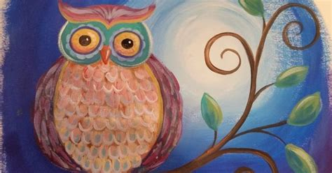 watercolor owl tutorial owl acrylic painting tutorial live stream event free
