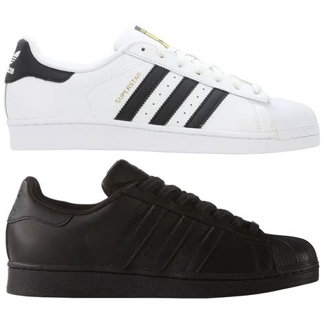 Original Bnib Adidas Stan Smith Blackwhite Adidas Superstar Mens Black White 7 8 9 10 11 12 13