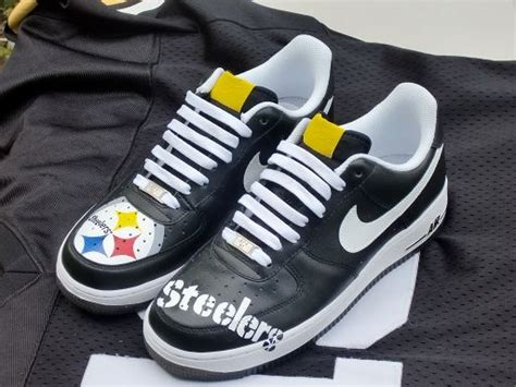 angelus paint substitute diy custom nfl sneakers will you ready for day