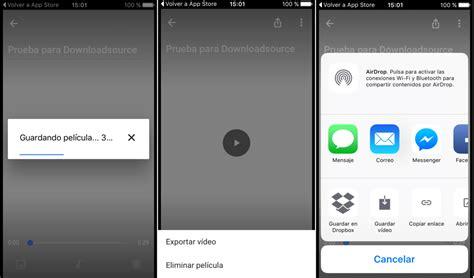 imagenes guardadas android como crear un video con las fotos guardadas en google