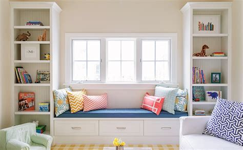 Pink Bookcases Built In Bookshelves Cottage S Room Lauren