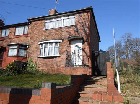 3 bedroom house birmingham 3 bedroom house to rent in erdington hall road erdington