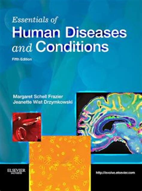 human diseases books essentials of human diseases and conditions by margaret