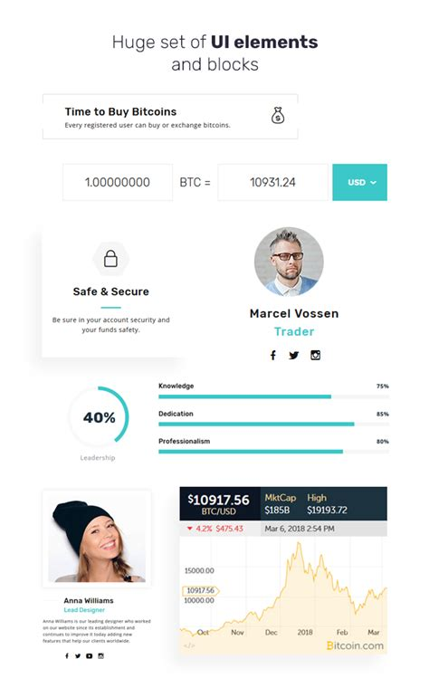 Cardocoin Cryptocurrency And Bitcoin Multipage Html5 Template Bootstrap4 Cryptocurrency Html Template Free