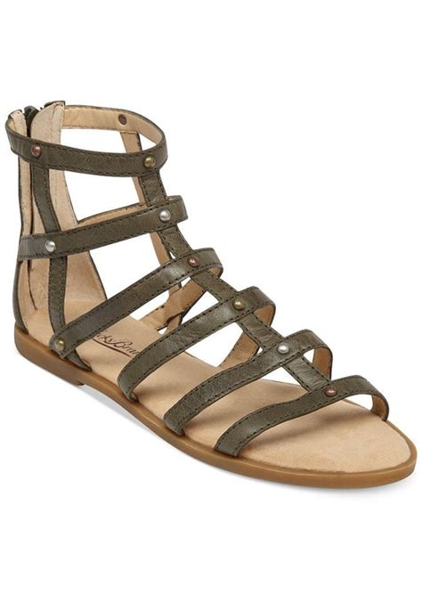 lucky sandals lucky brand lucky brand beverlee gladiator sandals shoes