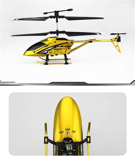 Rc Helicopter 3 5 Channel Bo 669 3 5 channel rc helicopter metal structure helicopter