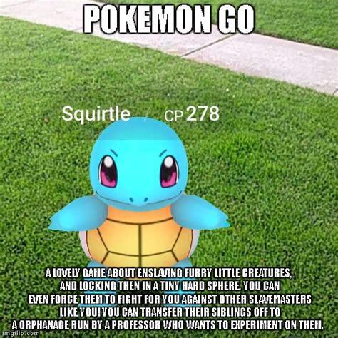 Pokemon Meme Generator - pokemon go imgflip