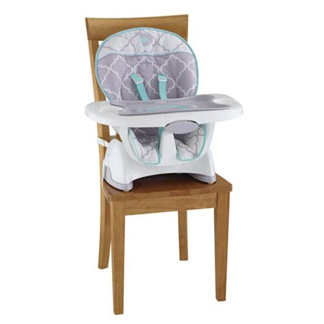 fisher price deluxe spacesaver high chair high chairs