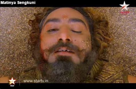 film mahabharata sengkuni mati film mahabharata matinya sengkuni full episode