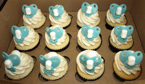 Informal Baby Shower Ideas by Boys Cupcake Driverlayer Search Engine