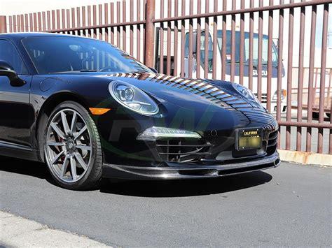 Porsche 911 Front Spoiler by Porsche 991 Carrera 911 Dtm Carbon Fiber Front Lip Spoiler