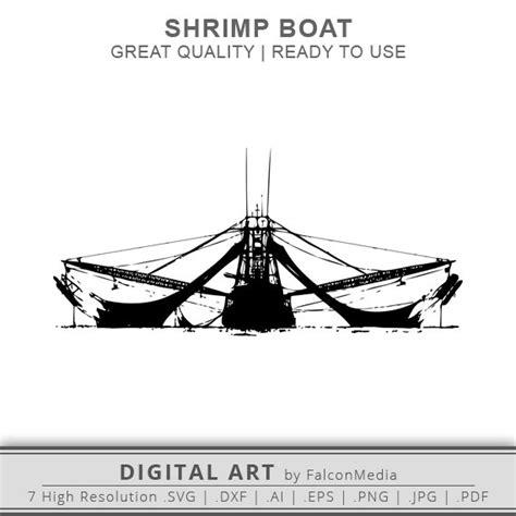 shrimp boat art shrimp boats clipart clipground
