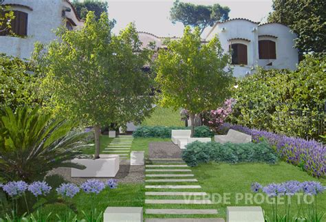 giardini a verde progetto il giardino a roma