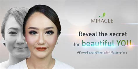 miracle aesthetic clinic klinik kecantikan terdepan