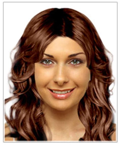 hairstyles for triangular face shape lace wigs custom made full lace wig