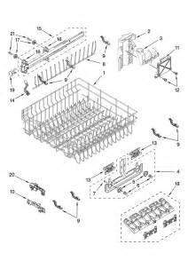 Dishwasher Silverware Basket Replacement Kenmore Dishwasher Parts Diagram Best Free Home