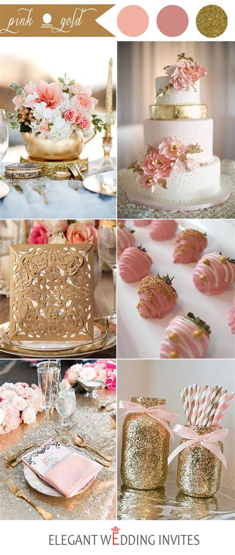 pink and gold wedding motif best 25 blush and gold ideas on navy gold
