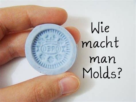 Silikon Gießformen Selber Herstellen by Wie Macht Silikonformen Molds Anielas Fimo