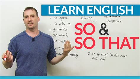 learn english through pictures picture this learn english grammar how to use so so that youtube
