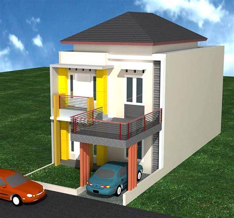 gambar layout rumah 2 lantai gambar rumah minimalis 2 lantai terbaru desain rumah