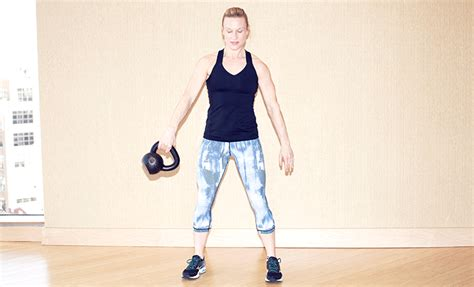 kettlebell hand to hand swing 3 moves for instantly toned legs and butt the coveteur