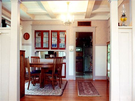 craftsman dining room design ideas remodels photos with bungalows galore hgtv