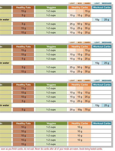 Renaissance Periodization Vegan Diet Templates Renaissance Periodization Template Excel