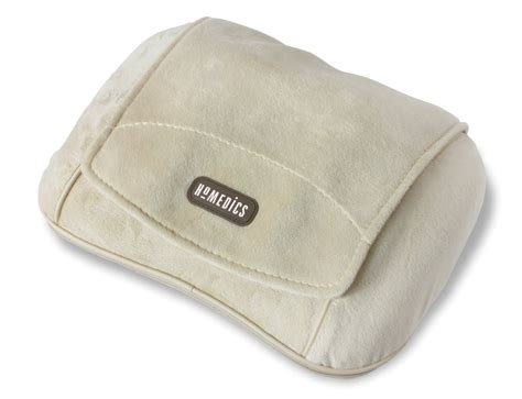 Homedics Foot Pillow by Homedics Shiatsu Back Foot Cushion With