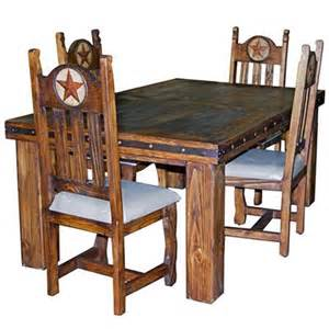 Western Dining Room Sets Dining Room Sets Archives Western Rustic Furniture And Accessories