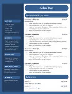 free cv resume templates 417 to 422 free cv template