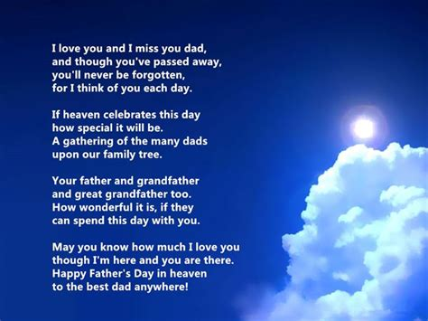fathers day quotes for deceased from fathers day deceased quotes quotesgram