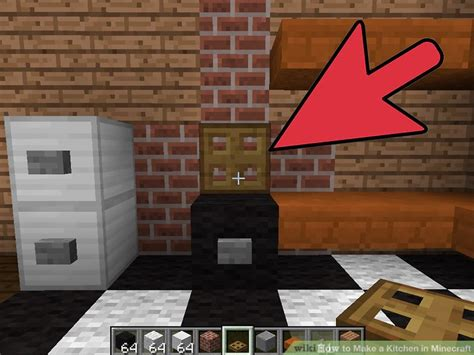 kitchen minecraft how to make a kitchen in minecraft 12 steps with pictures