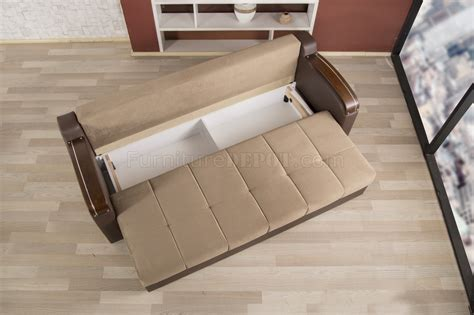 divan sofa bed divan deluxe signature sofa bed in beige fabric by