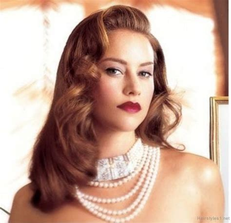 hairstyles for long hair glamour 1940 s hairstyles 1940s glamour pinterest chang