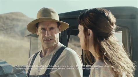 Blockers Commercial H R Block Brings Back Jon Hamm For Encore Year Commercial