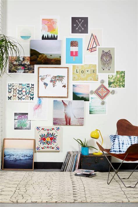 Accrocher Des Photos Au Mur by Comment Accrocher Des Photos Au Mur Daiit