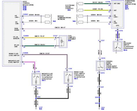 ford escape wiring diagram wiring diagram with description