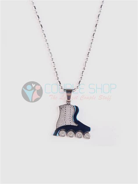 Kalung Single Jerapah Titanium Kode Kls049 kalung single cewek kode 457 shop