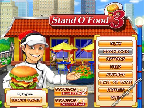 free full version of stand o food stand o food 3 download free full games time