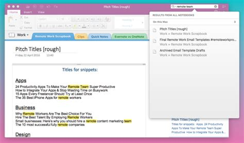 templates for onenote mac evernote vs onenote the best app for note taking