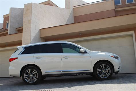 infiniti uae infiniti jx 35 review high tech comfort for the family